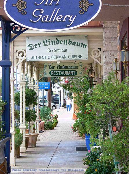 Visting Fredericksburg Tx And The Texas Hill Country